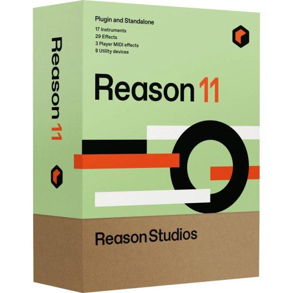 Reason 11.3.6 Crack With Keygen [Mac + Windows] Free Download