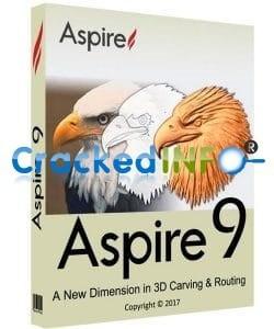 Vectric Aspire 2021 Crack 10.512 + Activation Code 100% Working