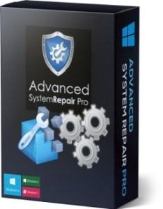 Advanced System Repair Pro 1.9.6.3 Crack + License Key Latest 2021