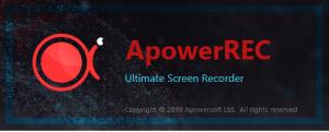 ApowerREC 1.4.11.22 + Crack [Latest Version 2021]