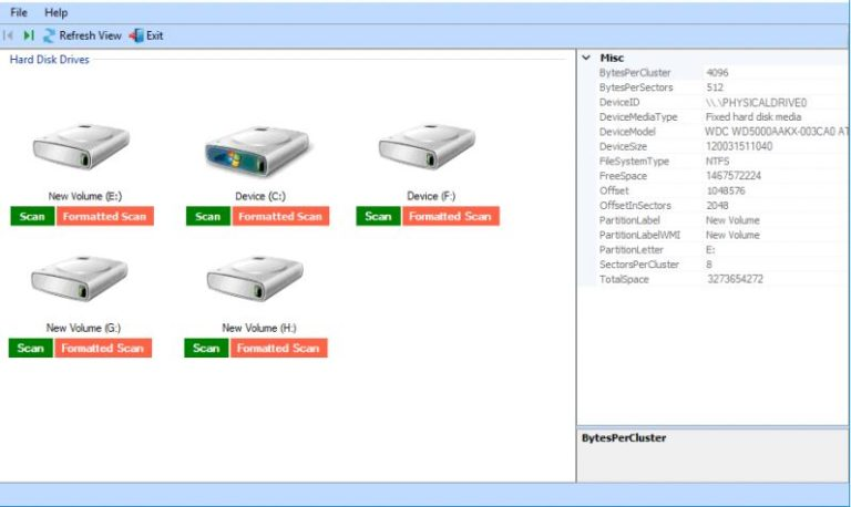 SysTools Hard Drive Data Recovery 16.1.0.0 + Crack Free Download