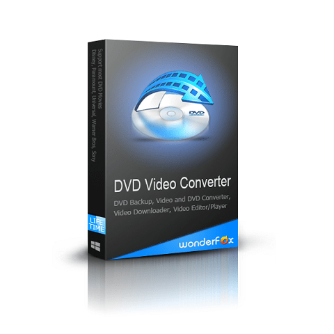 WonderFox DVD Video Converter 25.9 Crack {2021} Free
