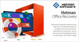 Hetman Office Recovery 3.7 Crack Registration Key Free {2021}
