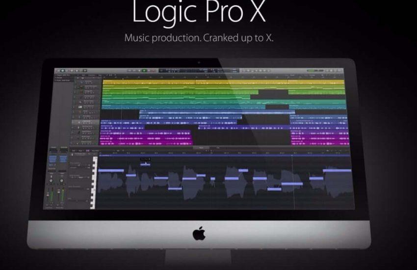 Logic Pro X Crack v10.6.2 (Mac) Free Download + VST Crack [2021]