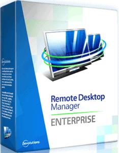 Remote Desktop Manager Enterprise 2021.1.38.0 + Crack [Latest]
