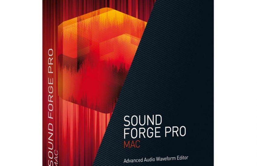 SOUND FORGE Pro 15.1.0.57 Crack + Keygen (2021) Free Download