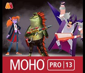 Smith Micro Moho Pro Crack 13.6 Serial Keygen 2021 Download