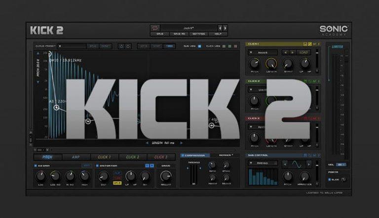 Sonic Academy Kick 2 (Win/Mac) Crack Free Download