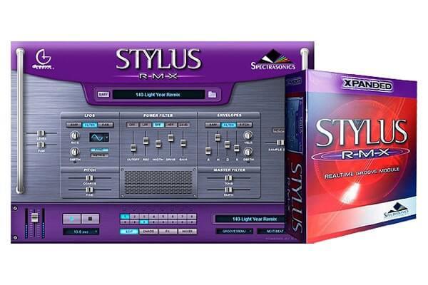 Stylus RMX 1.9.11g VST Crack + Activation Key (2021) Download