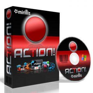 Mirillis Action 4.21.3 Crack + Activation Key Free Download [2021]
