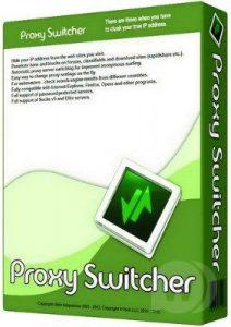 Proxy Switcher Pro 7.2.0 Crack Product Key Full Version {2021}